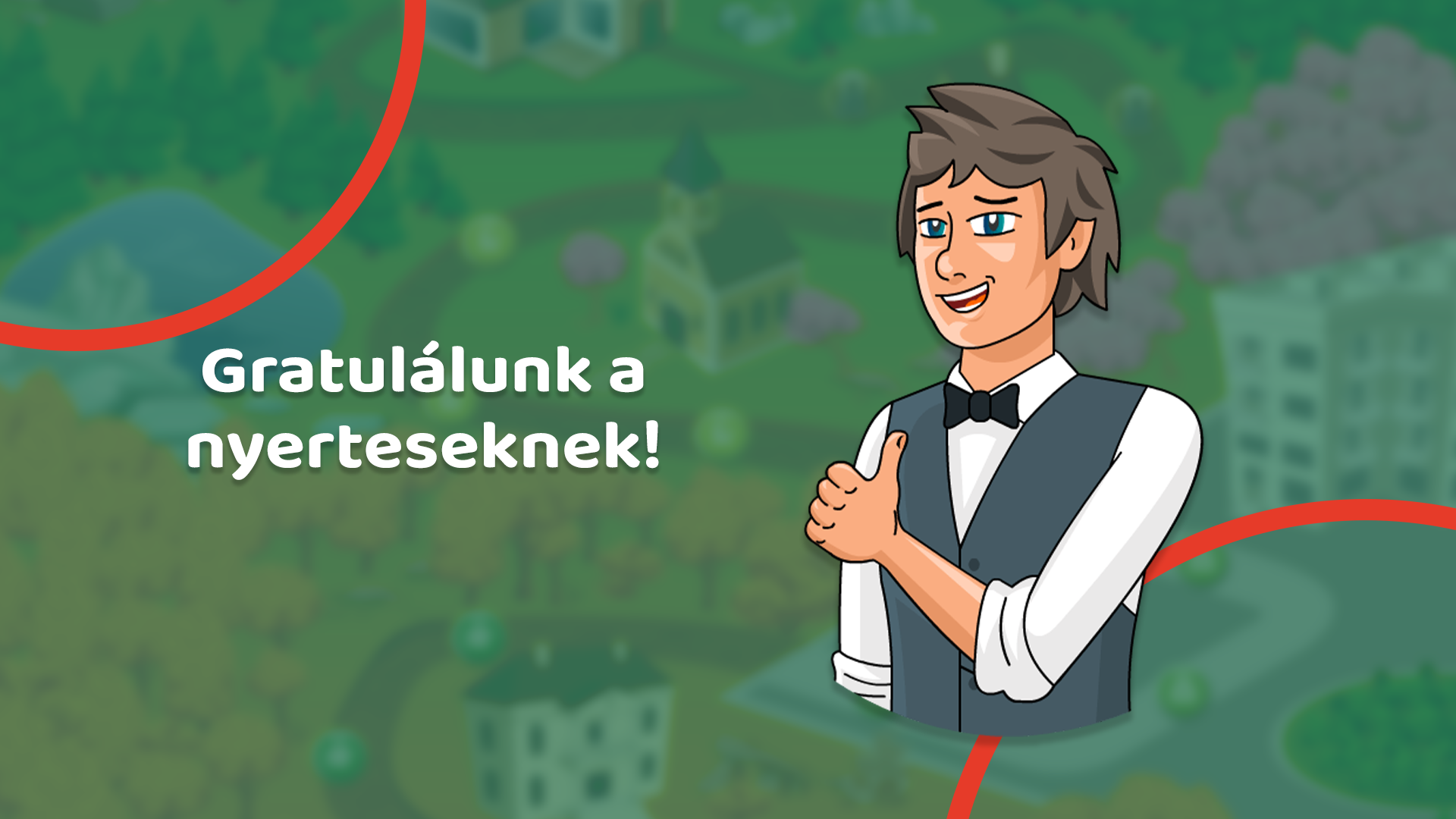 Gratulálunk a nyerteseknek!